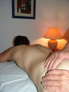 Photo massage californien